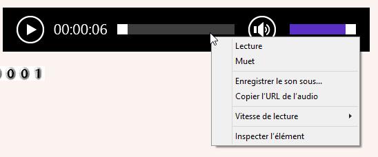 Audio internet explorer